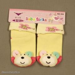 Детские носки 3D